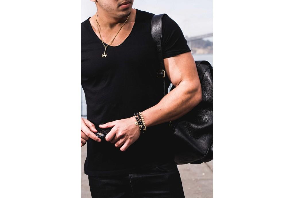 Какие мужские украшения сегодня в моде?