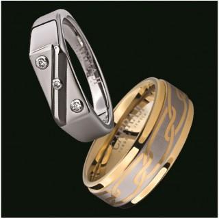 кольца из карбида вольфрама и Hi-Tech керамики