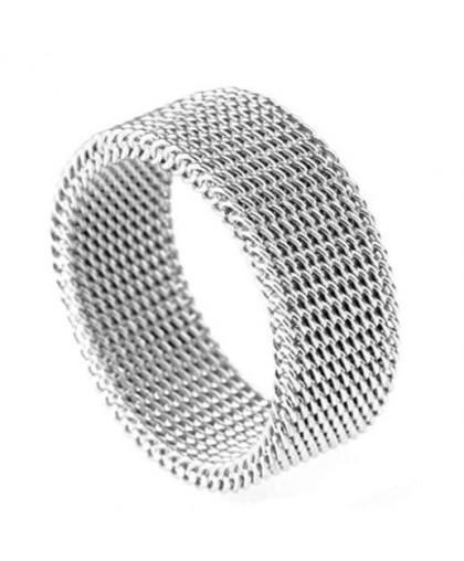 Мягкое кольцо из ювелирной стали